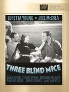 Three Blind Mice - Movie Cover (xs thumbnail)