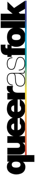 """Queer as Folk"" - Logo (xs thumbnail)"