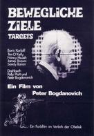 Targets - German Movie Poster (xs thumbnail)