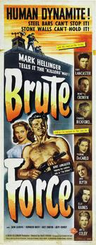 Brute Force - Movie Poster (xs thumbnail)