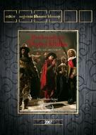 Nightwatching - Czech DVD cover (xs thumbnail)