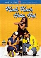 Kuch Kuch Hota Hai - British DVD cover (xs thumbnail)