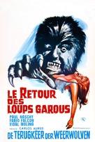 Retorno de Walpurgis, El - Belgian Movie Poster (xs thumbnail)