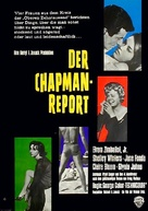 The Chapman Report - German Movie Poster (xs thumbnail)