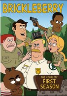 """Brickleberry"" - DVD cover (xs thumbnail)"