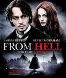 From Hell - Canadian Blu-Ray movie cover (xs thumbnail)