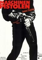 White Heat - German Movie Poster (xs thumbnail)