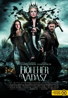 Snow White and the Huntsman - Hungarian Movie Poster (xs thumbnail)