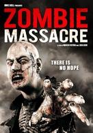 Zombie Massacre - DVD cover (xs thumbnail)