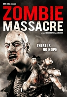 Zombie Massacre - DVD movie cover (xs thumbnail)