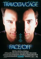 Face/Off - Movie Poster (xs thumbnail)
