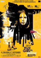 That Girl in Yellow Boots - Movie Poster (xs thumbnail)