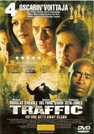 Traffic - Finnish Movie Cover (xs thumbnail)