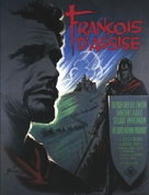 Francis of Assisi - French Movie Poster (xs thumbnail)
