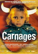 Carnages - French Movie Poster (xs thumbnail)