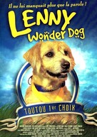 Lenny the Wonder Dog - French DVD movie cover (xs thumbnail)