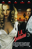 L.A. Confidential - Video release movie poster (xs thumbnail)