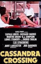 The Cassandra Crossing - Italian Movie Poster (xs thumbnail)