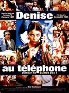Denise Calls Up - French Movie Poster (xs thumbnail)