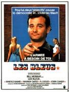 Stripes - French Movie Poster (xs thumbnail)