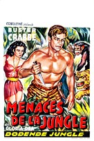 King of the Congo - Belgian Movie Poster (xs thumbnail)