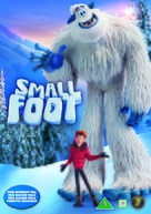 Smallfoot - Danish DVD cover (xs thumbnail)