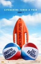 Baywatch - Australian Movie Poster (xs thumbnail)