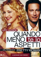Raising Helen - Italian Movie Poster (xs thumbnail)