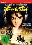 Brennender Sand - German Movie Cover (xs thumbnail)