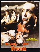 Blood for Dracula - French Movie Cover (xs thumbnail)