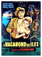 The Beachcomber - French Movie Poster (xs thumbnail)