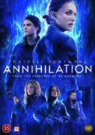 Annihilation - Danish DVD movie cover (xs thumbnail)