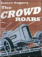 The Crowd Roars - Movie Poster (xs thumbnail)