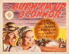 Burn 'Em Up O'Connor - Movie Poster (xs thumbnail)