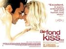 Ae Fond Kiss... - British Movie Poster (xs thumbnail)