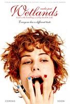 Feuchtgebiete - Movie Poster (xs thumbnail)