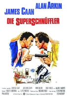 Freebie and the Bean - German Movie Poster (xs thumbnail)