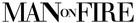 Man On Fire - Logo (xs thumbnail)
