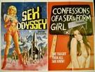 Ach jodel mir noch einen - Stosstrupp Venus bläst zum Angriff - British Combo movie poster (xs thumbnail)