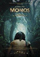 Monos - Argentinian Movie Poster (xs thumbnail)