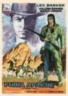 Winnetou - 1. Teil - Spanish Movie Poster (xs thumbnail)