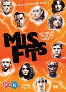 """Misfits"" - British DVD movie cover (xs thumbnail)"