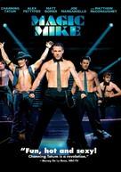 Magic Mike - DVD movie cover (xs thumbnail)