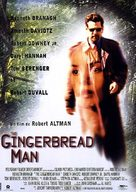 The Gingerbread Man - French Movie Poster (xs thumbnail)