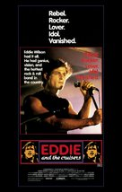 Eddie and the Cruisers - Movie Poster (xs thumbnail)