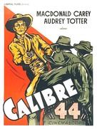 Man or Gun - French Movie Poster (xs thumbnail)