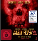 Cabin Fever - German Blu-Ray movie cover (xs thumbnail)