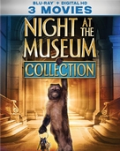Night at the Museum - Blu-Ray movie cover (xs thumbnail)