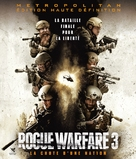 Rogue Warfare - French Blu-Ray movie cover (xs thumbnail)