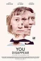 Du forsvinder - Danish Movie Poster (xs thumbnail)